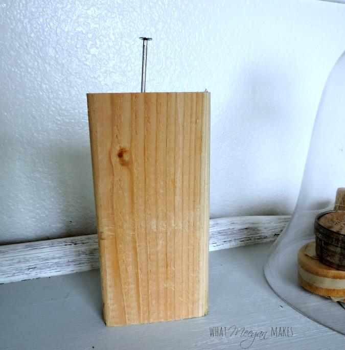 DIY Scrap Wood Pumpkins