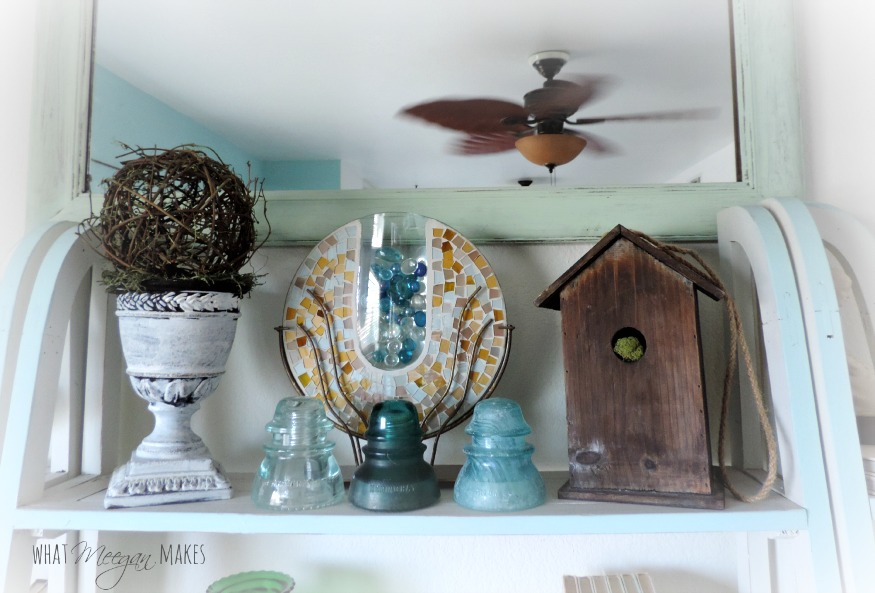 Birds and Birdhouses in Home Decor
