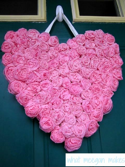 Rosette Heart