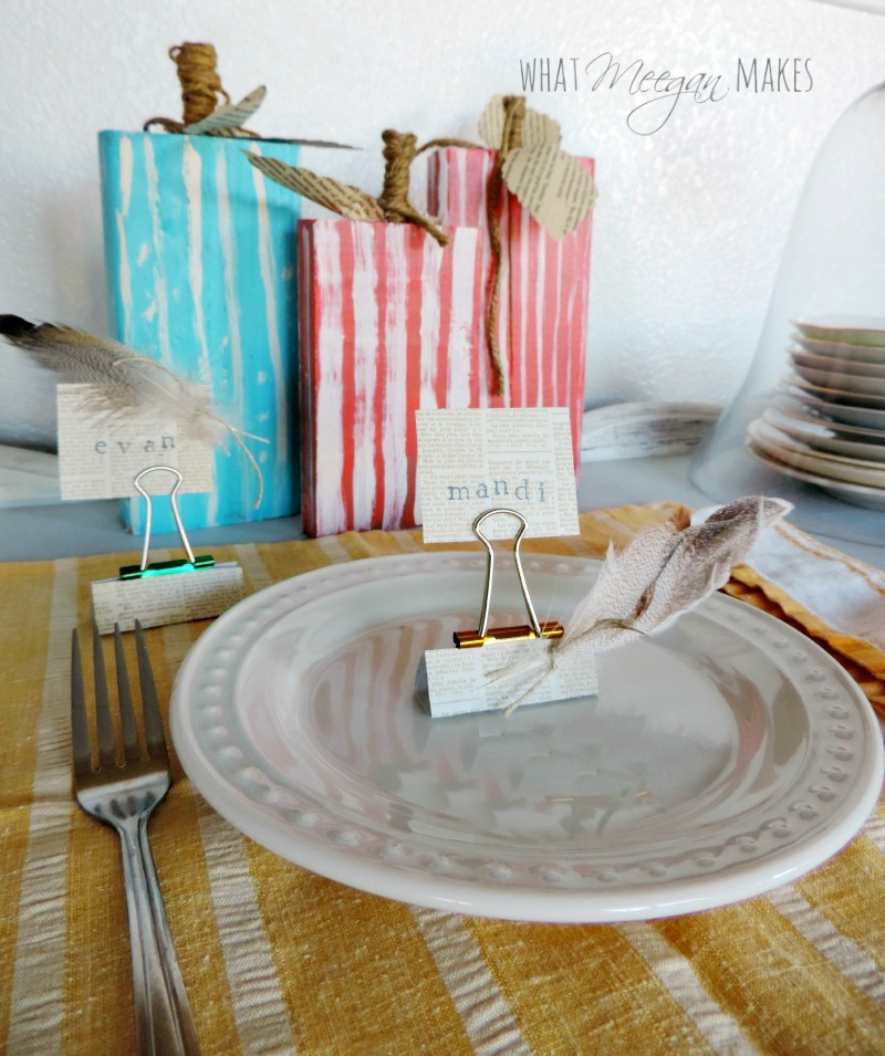 paper-clip-and-feather-place-card