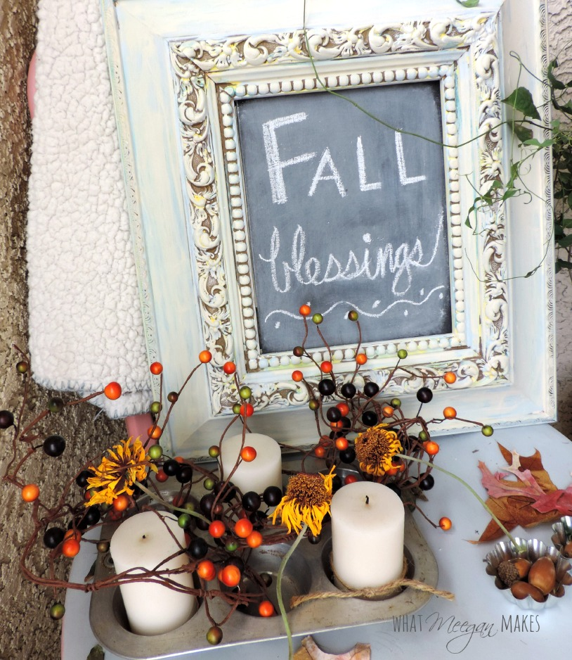 Porch Fall Decormeeganmakes.com