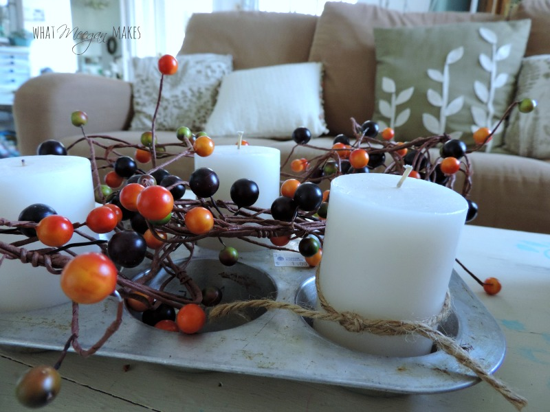Thrifted Fall Decor Ideas