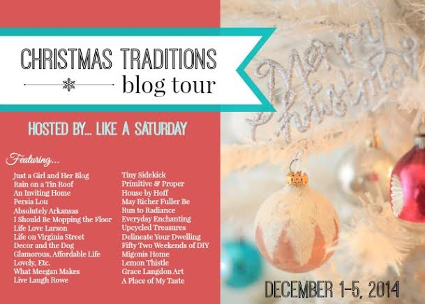 Christmas Traditions Tour