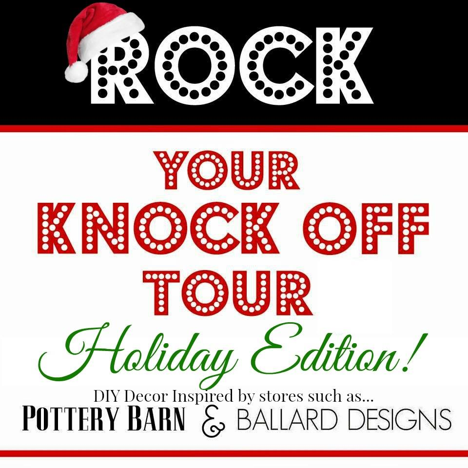 Rock Your Knock Off Holiday edition