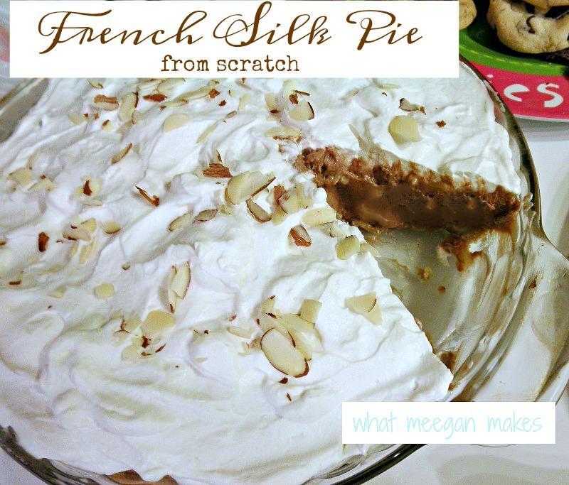 French Silk Pie from Scratch