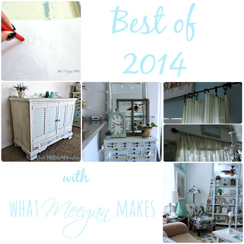 Best of 2014 with What Meegan Makes