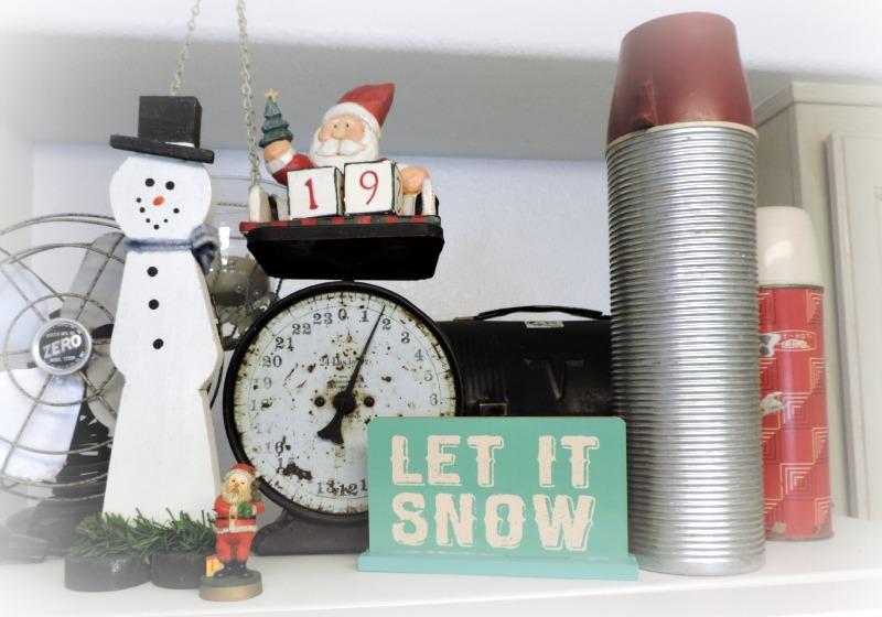 Christmas Refrigerator