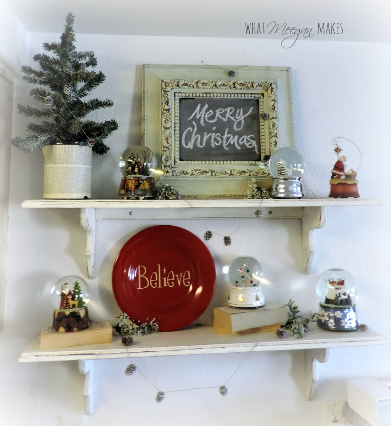 Christmas Shelves 2014