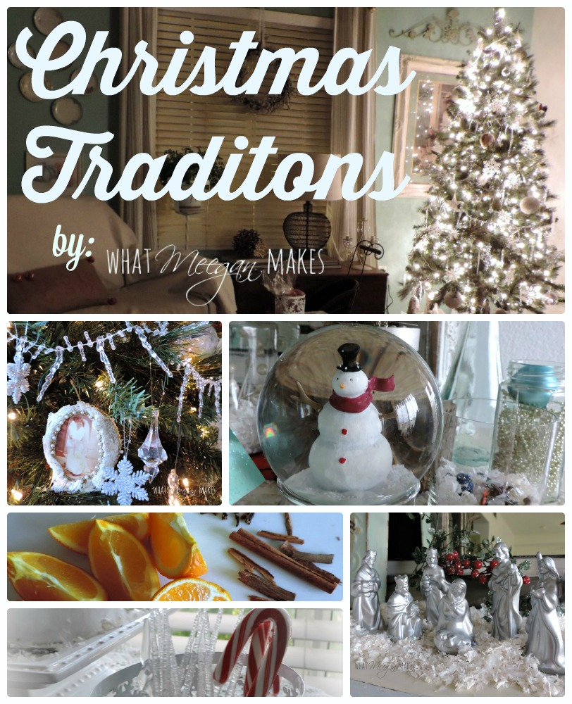 Christmas Traditions by What Meegan Makes