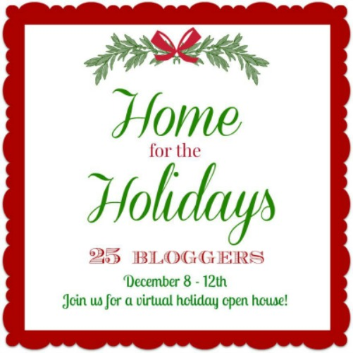 Home for the Holidays with 25 Bloggers1