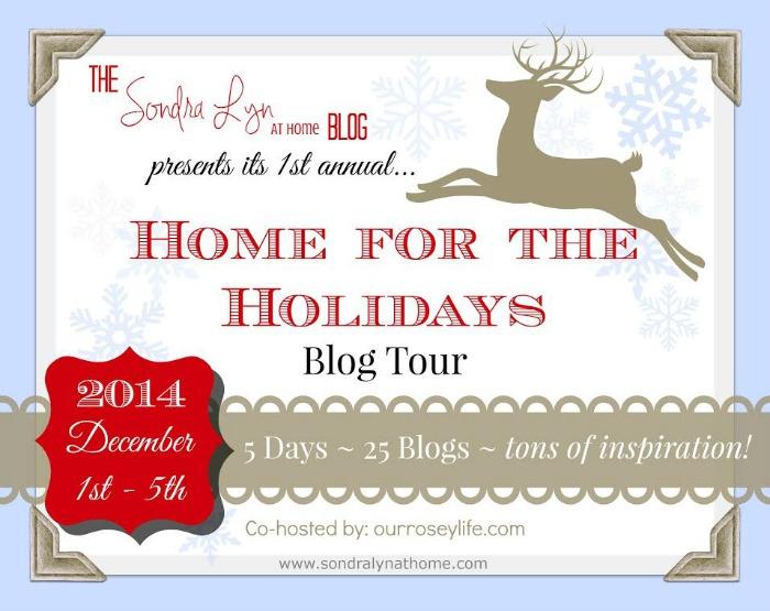 Home for the holidays-Sondra Lyn