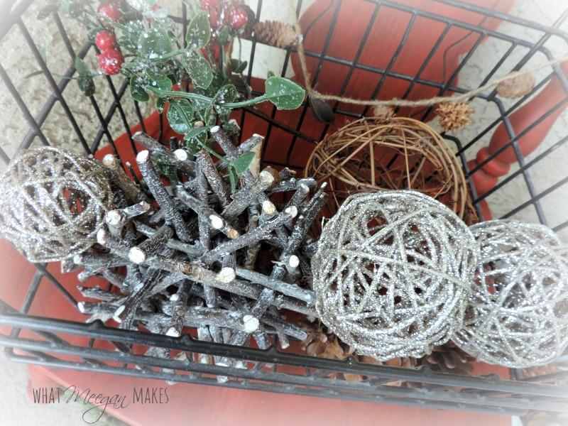 Porch Basket