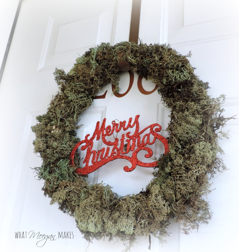Porch Christmas Wreath