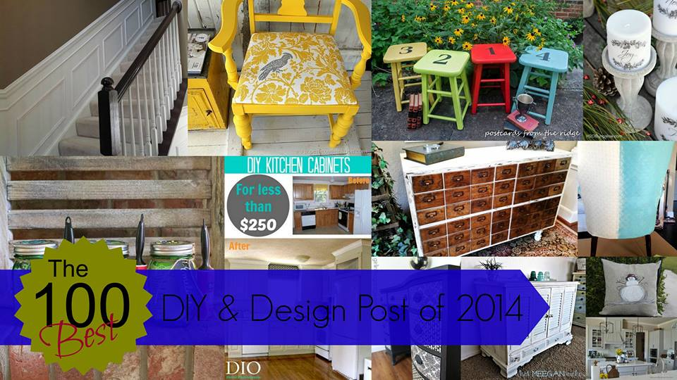 The 100 Best DIY and Design Posts of 2014