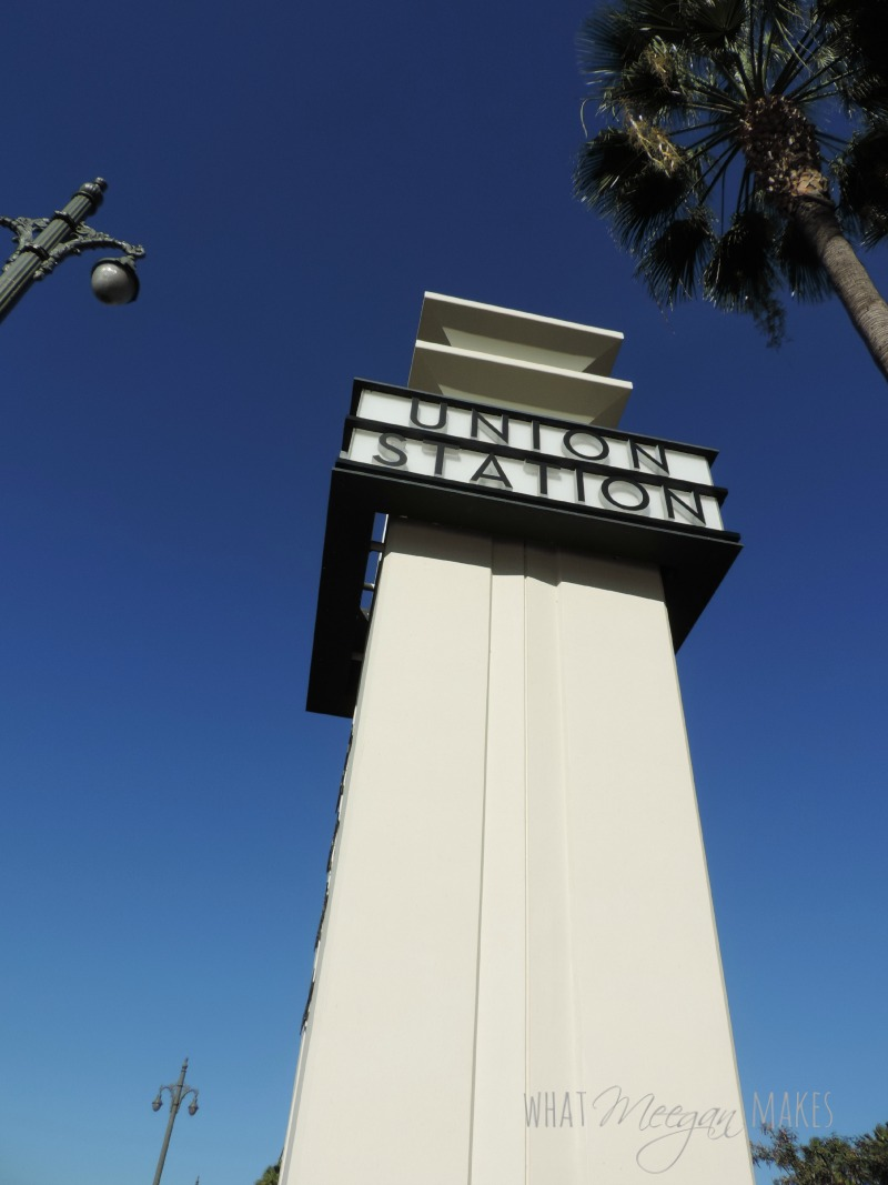 Union Station L.A. 1