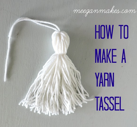 How To Make a YarnTassel