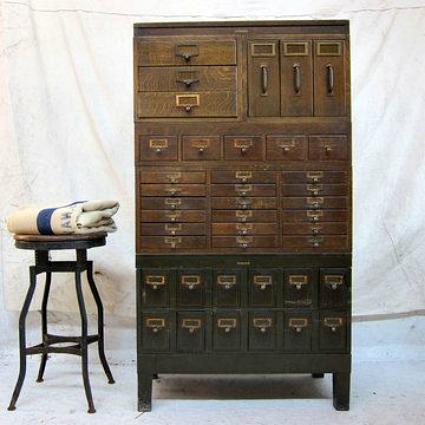 Modular Stacking Cabinet