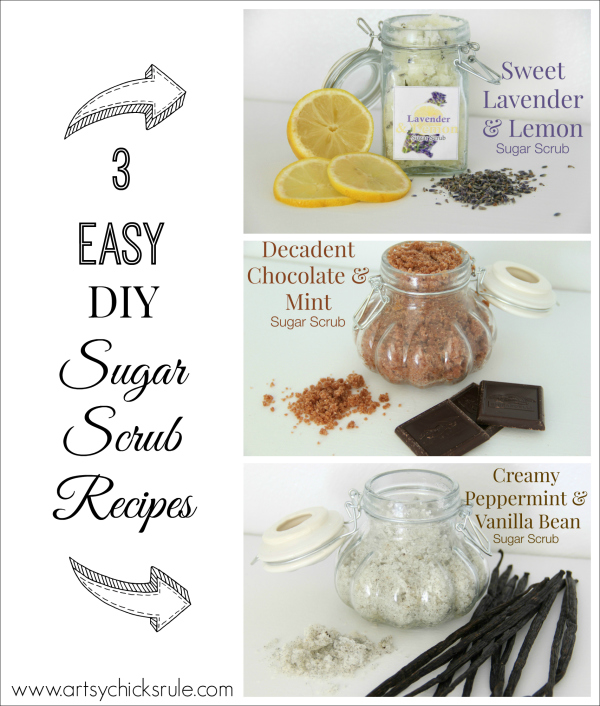 Simple-DIY-Sugar-Scrub-Recipes-you-can-do-Easy-DIY-diy-recipes-sugarscrub-artsychicksrule.com_-600x706