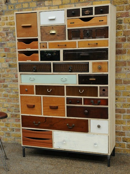 Vintage Drawer Collection