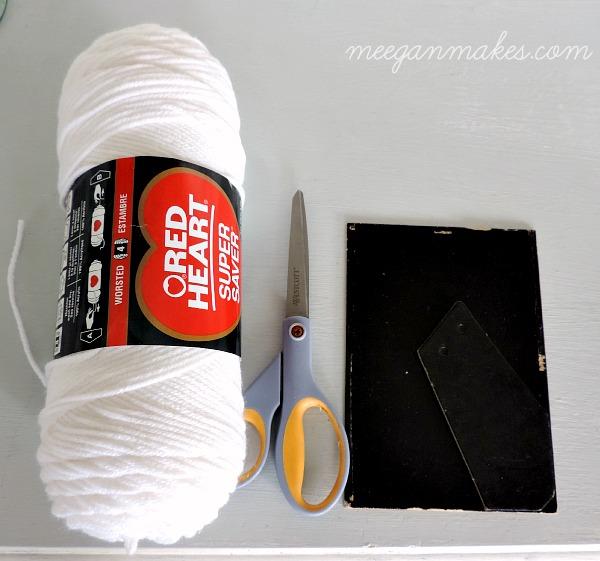 Yarn Tassel Components