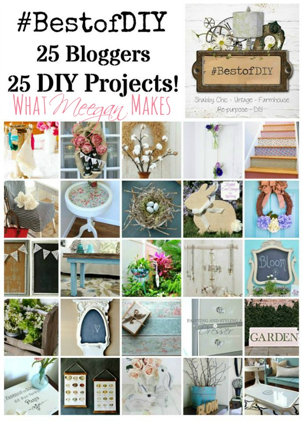 Best of DIY Project Collage 2015