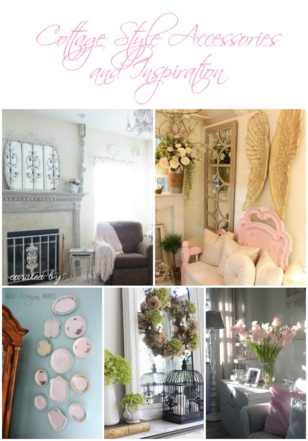 Cottage Accessories and Inspiration