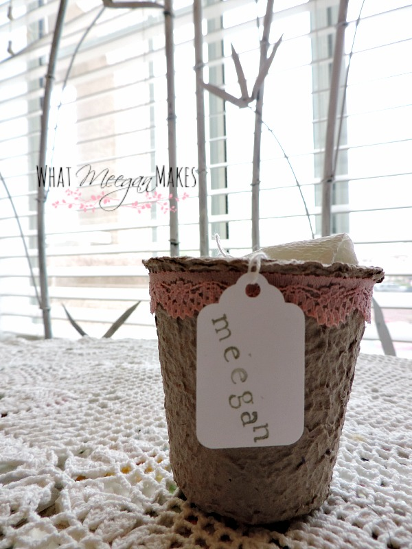 Easter Place Card Tag