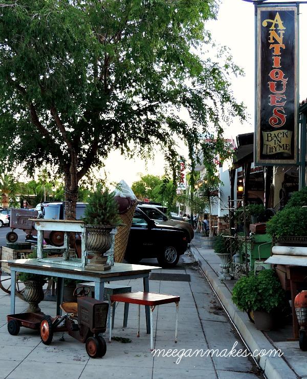 Antiquing In Boulder City