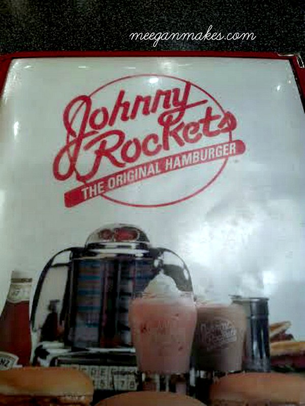 Johnny Rockets Menu