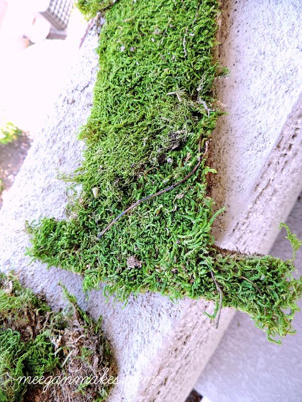 Moss Monogram Step 3