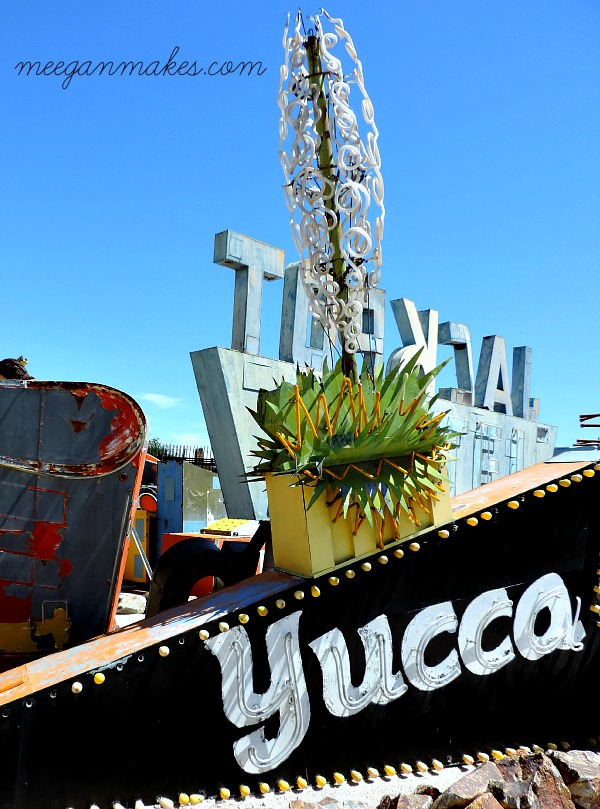 Neon Sign Museum Yucca Inn Sign