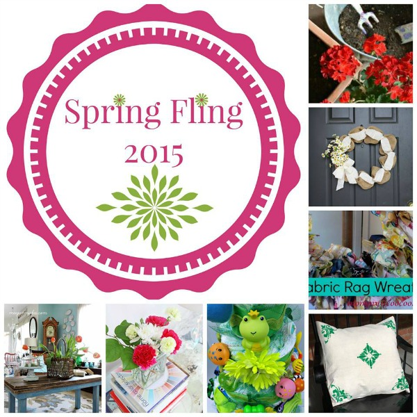 Spring Fling NEW Collage