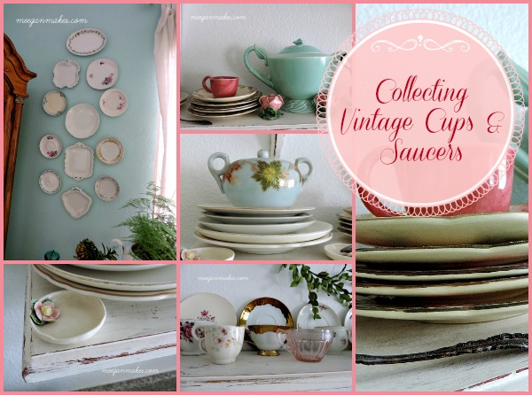 Collecting Vintage Cups and Saucers