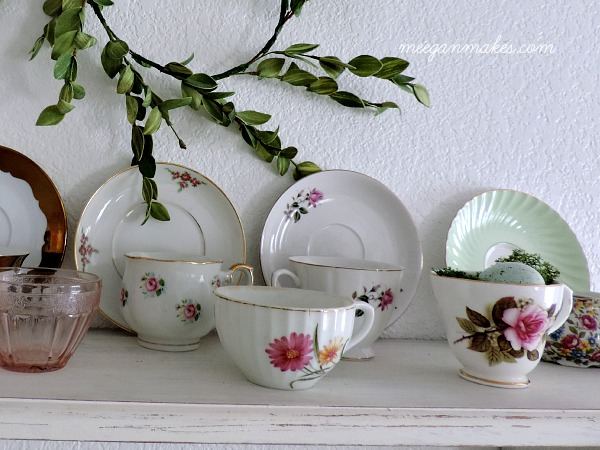 Cups and Saucers Collection
