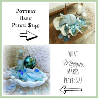 Sea-Glass-Filled-Shell-Pottery-Barn-Knock-off Button