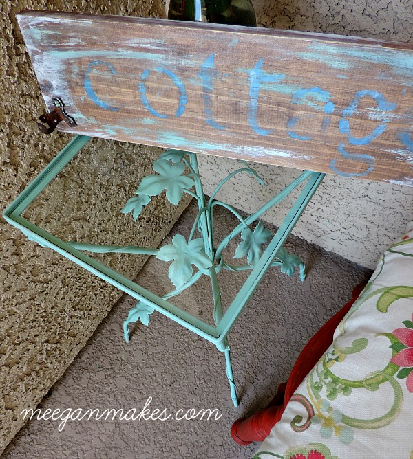 Table Makeover Top