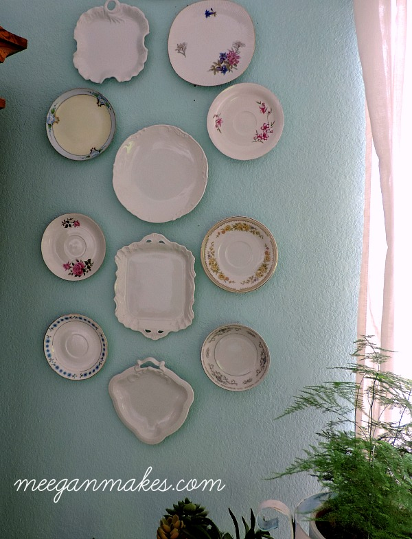 Tea Saucer Collection