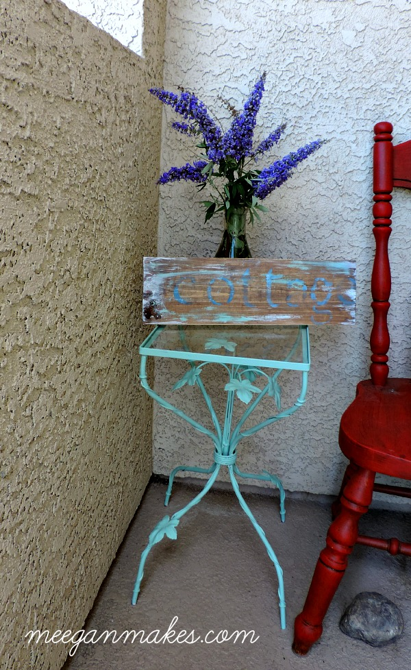 Vintage Table Make Over with Fusion Mineral Paint