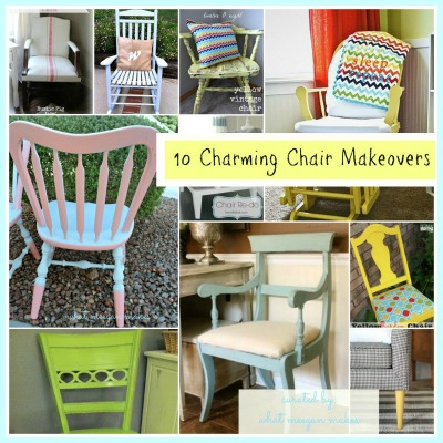 10 Chair Makeovers button