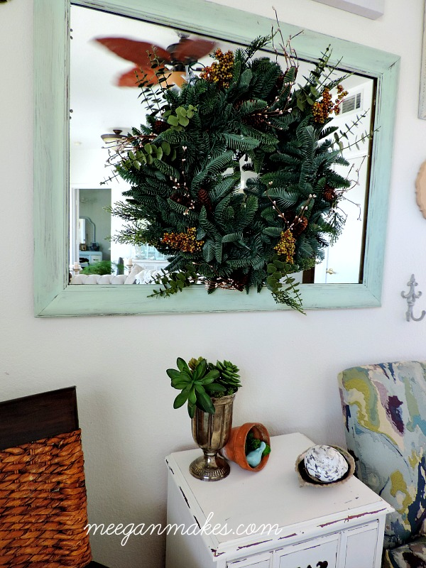 Balsam Hill Mountain Meadow Wreath