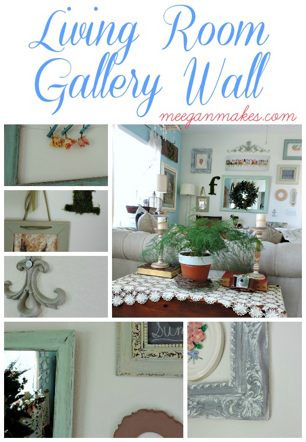 Living Room Gallery Collage