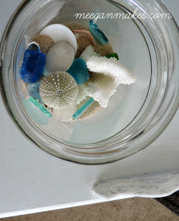 Sea Glass and Sand