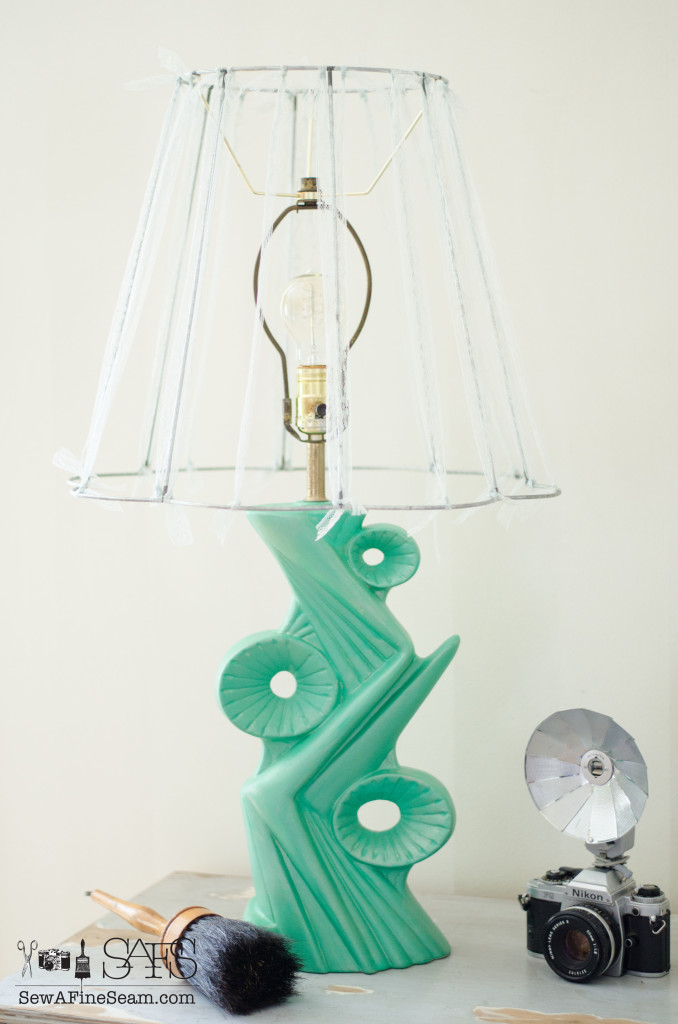 Vintage-Lamp-Makeover
