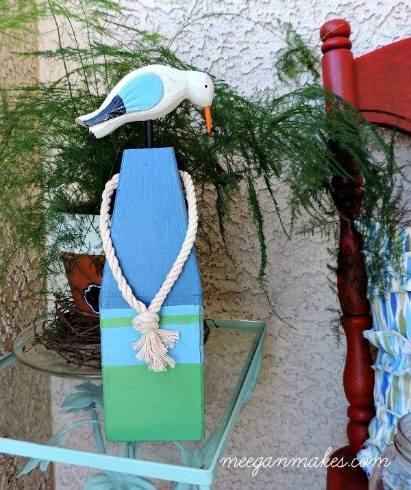 Beach Decor Porch