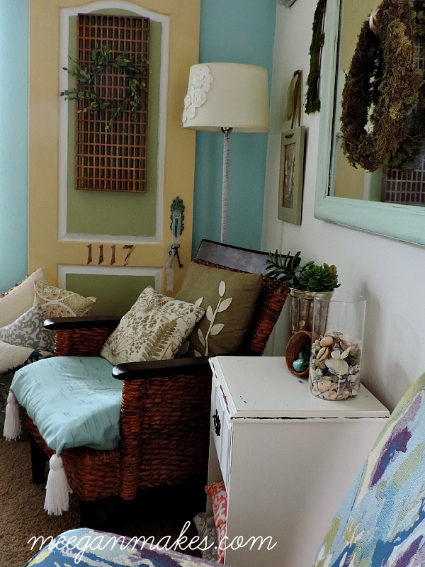 Living Room Accessories meeganmakes.com