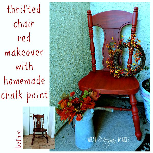 Red-Chair-Makeover