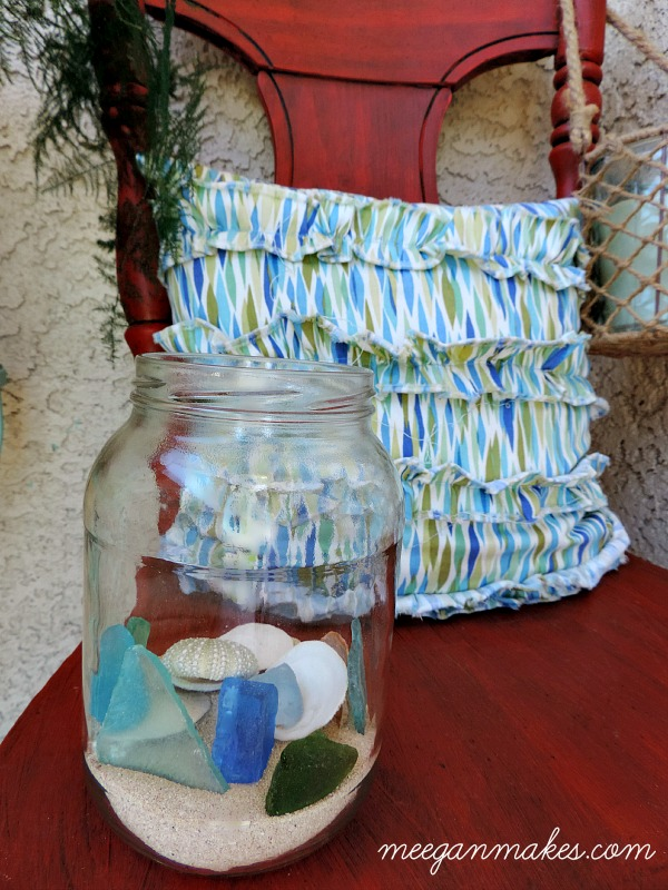 Sea Glass and Summer Porch
