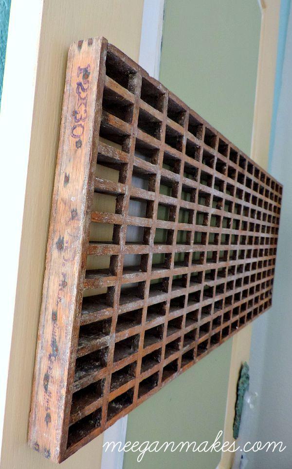 Vintage Floor Heater Details