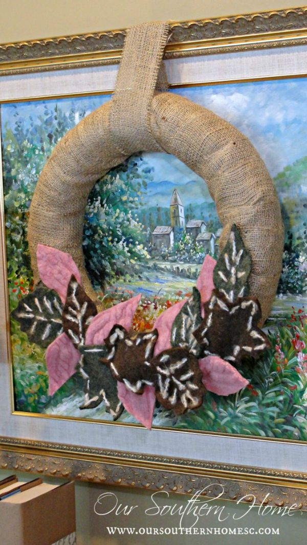 Felted-Leaves-Wreath-OSH-3-676x1200
