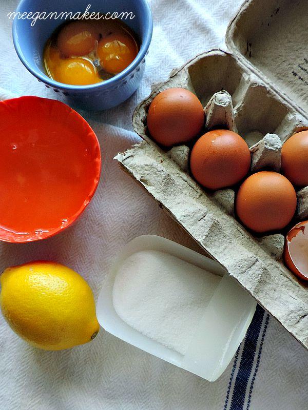Lemon Pie Filling Ingredients